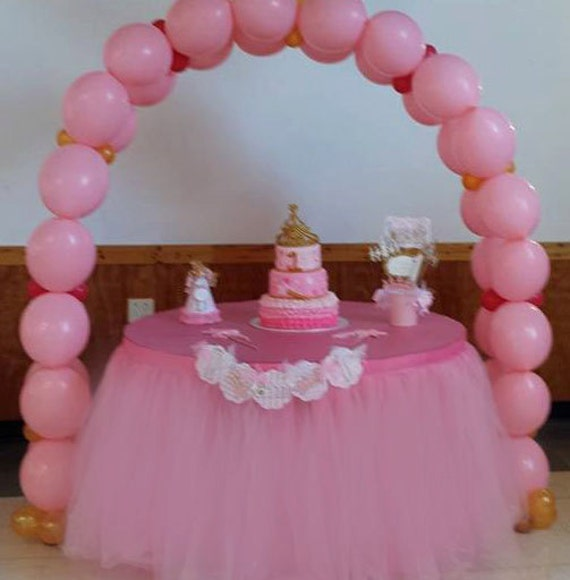 Custom Tutu Table Skirt Candy Buffet Baby Shower Bridal