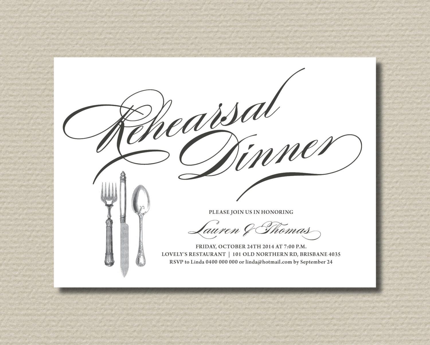 Striking image with regard to free printable rehearsal dinner invitations