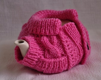A pink gift Cosy Cozy