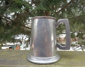 Pewter English Tankard