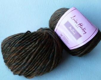 Yarn Sale  -  Dark Brown #8  Millais by Louisa Harding Yarns