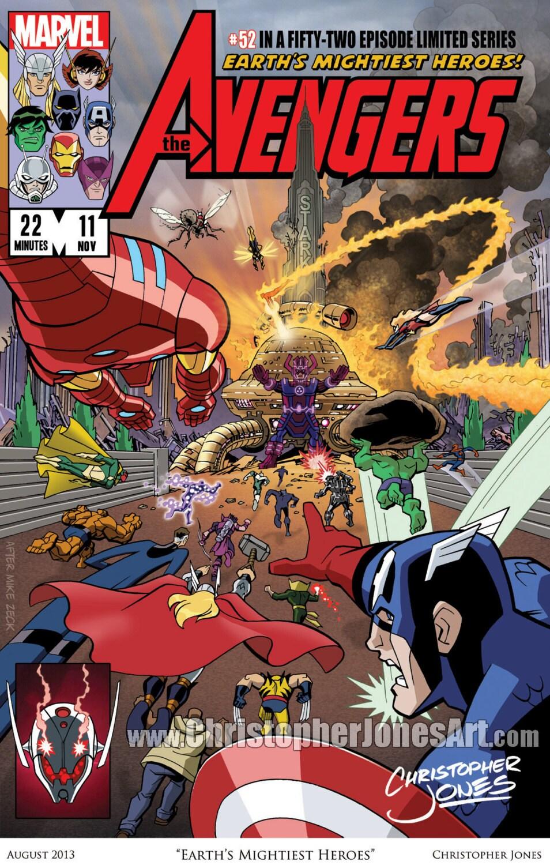 Avengers earth 39 s mightiest heroes - Heros avengers ...