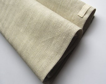 Rustic linen towel, Linen bath sheet, Organic linen towel, Bath linen towel, Rough towel