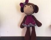 Annie Em Monkey