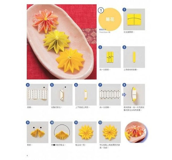 75 cute and lovely origami food and sweet dishes