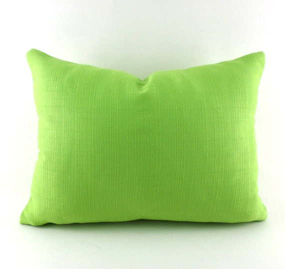 Decorative Outdoor Lumbar Pillows : Outdoor Lumbar Pillow Cover ANY SIZE Decorative by MyPillowStudio