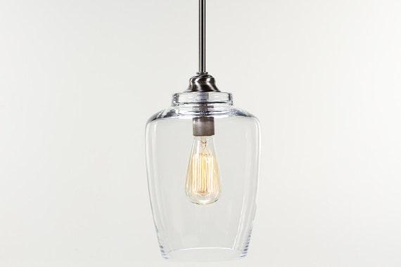 pendant light fixture edison bulb hurricane. Black Bedroom Furniture Sets. Home Design Ideas