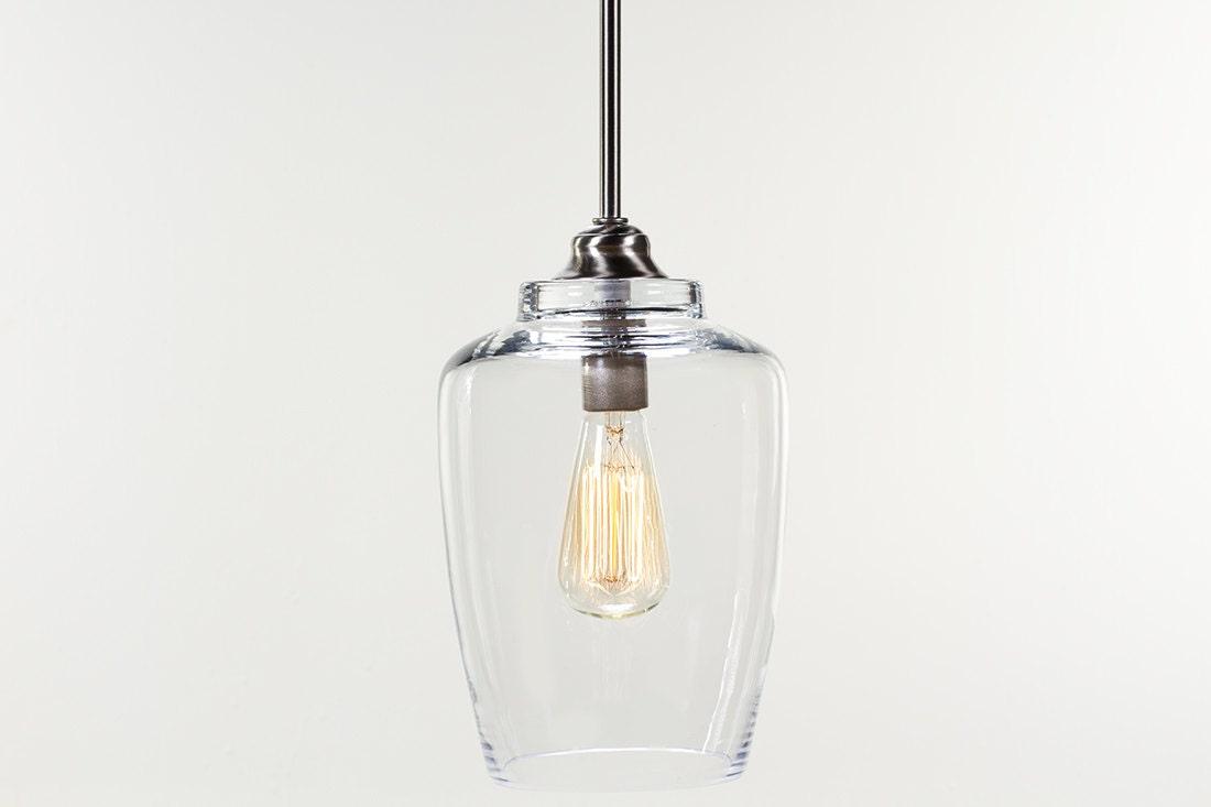 pendant light fixture edison bulb hurricane
