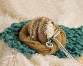 Lavender Fields Bonnet-Golden Stretch Knit-Lush Layer