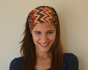 BS-5717- Chevron stretchy headband yoga headband ear warmer birthday gifts women's accessory boho headband fashion headband christmas gifts