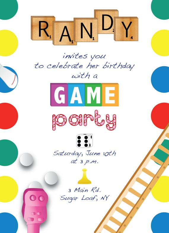 Printable Game Night Party Invitation By Designcaddie On Etsy. Template For Marketing Plan. Blank Monthly Calendar Template. Create Development Chef Cover Letter. Wedding Seating Sign. Church Anniversary Banners. Mentorship Program Template. Cocktail Menu Template Free. Best Education Graduate Schools