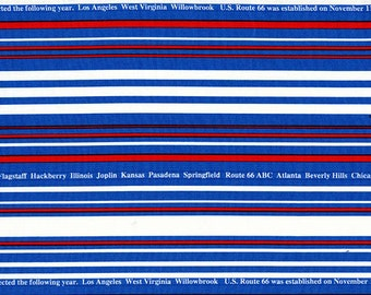 City Stripes Color 70 from Route 66/ First of Infinity by Kumiko Fujita