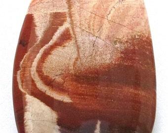 Red Snake Skin Jasper Pendant Stone