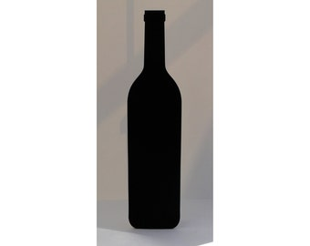 Wine Bottle Blackboard / Chalkboard