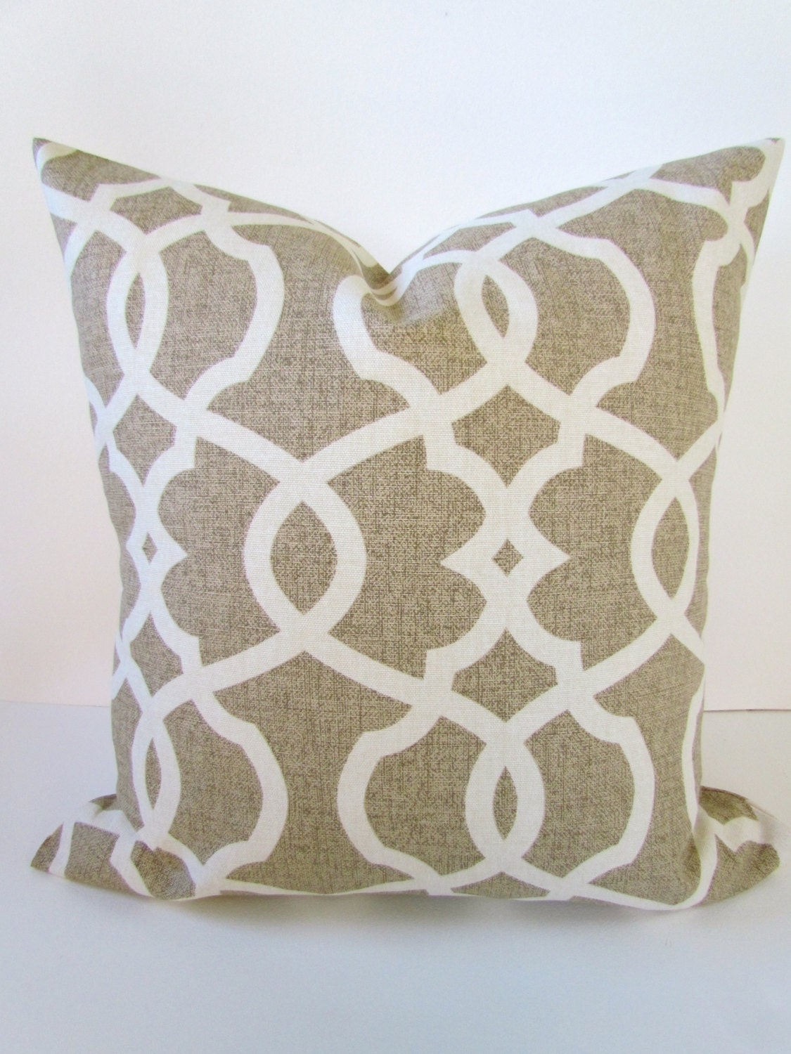 Throw Pillows Tan : TAN PILLOWS Tan Decorative Pillow Covers Taupe Throw Pillow