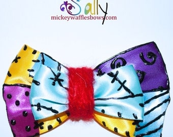 Sally Hair Bow