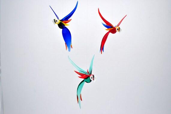 e36-157 Medum Parrot
