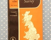 Penguin Guide to Surrey - First edition
