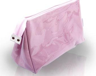 Toilet Bag Waterproof Mana Glam Purple/ toilet bag/ little purse/ cosmetic bag/ cosmetic set/ cosmetic purse