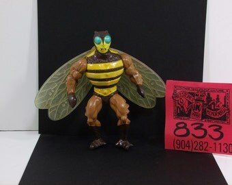 1980's Masters of the Universe Figure-Buzz Off