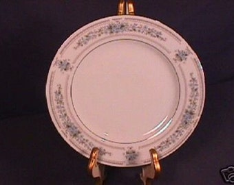 "Fine China of Japan Elington pattern 6 1/2"" Plate"
