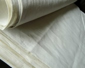 Vintage pure linen flax large piece of 198cm x 100m or 2.1x1.09 yards handwoven from 1900s in new condition