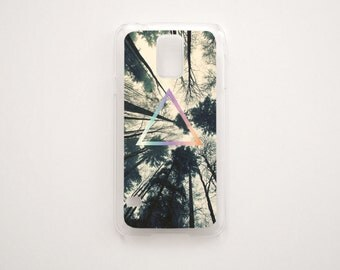 Hipster Galaxy S5 Case - Geometric pattern phone case - Galaxy S5 case