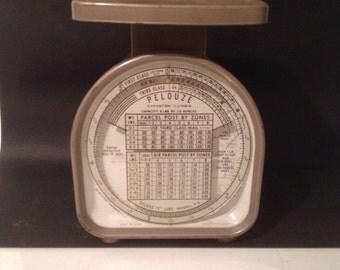 1970 Pelouse Parcel Post Scale