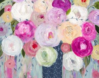 11x14 Print--Spring Blossoms