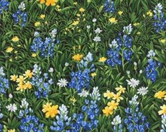 Wildflowers VI by Sentimental Studios for Moda