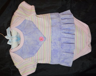 Infant Onesie for Girls - 6 Month