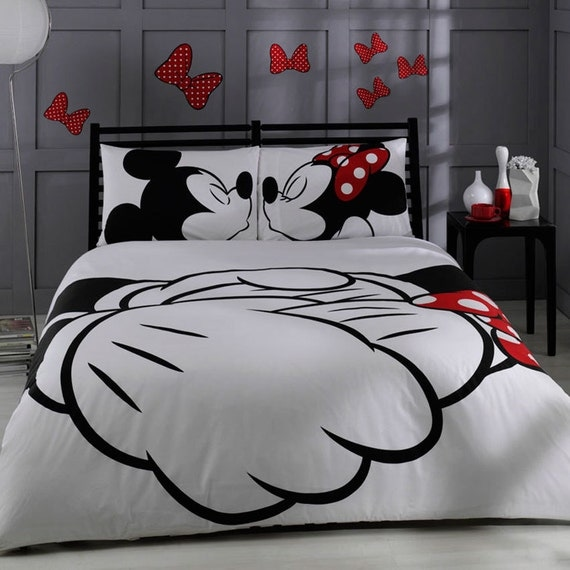 Mickey Mouse King Size Bedding Uk