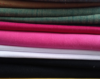 Black-out, Interlinig, Coloured lining for Custom Roman Shades / Drapes/ Curtains