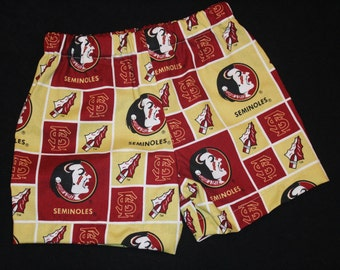 Baby boy's College Football Shorts