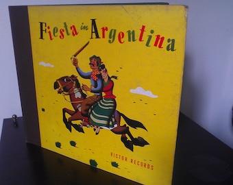 Fiesta in Argentina - 78 Record Set