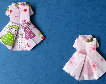 Paper dress Card 6 in. x 8 in. for  2.50 USD