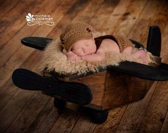Adorable newborn boy set