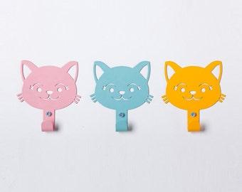 Popular items for kids room hooks on etsy for Kids room hooks