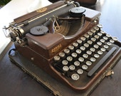 Vintage Royal Portable Typewriter