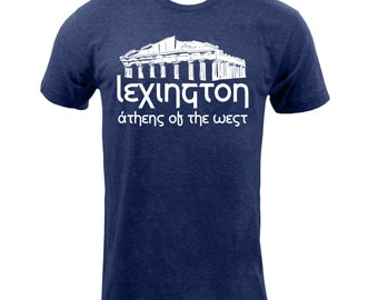 Lexington - Athens of the West - Tri Indigo