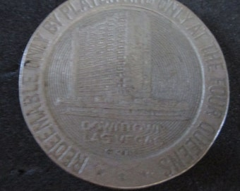 1966  Four Queens Las Vegas Casino Coin for your old slot machine