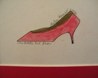 hkOriginals Red Series Drawings