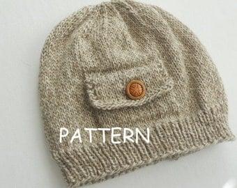 The Pocket Hat Pattern