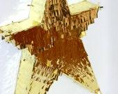 Star Piñata - Metallic