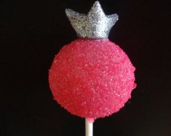 Princess/Crown Cake Pops