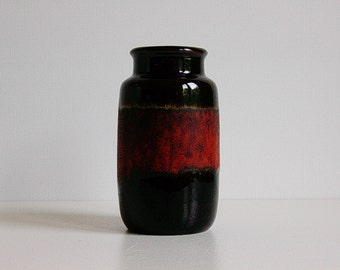 Mid Century Scheurich keramik ceramic vase 1959 West Germany WGP