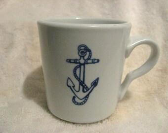 Popular Items For Navy Mug On Etsy