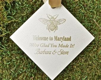 Custom Printed Gift Tags - Set of 75