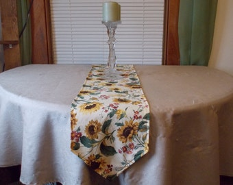 Table runner  approx 10 x 52