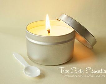Melting Massage Oil Candle - Choose Your Fragrance - Made To Order